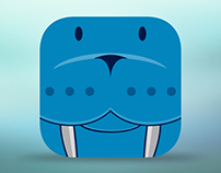 iOS-Walrus Icon (3 variation)