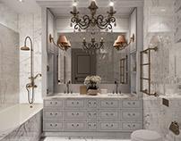 Ванная комната г. Москва