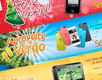 Banners Brasil E-Commerce