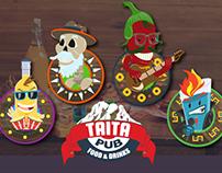 Mascotas TAITA PUB