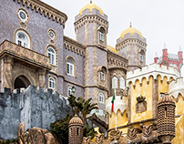 Photographs of Lisbon and Sintra (Portugal)