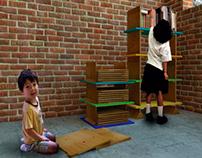 //Kaanbal// Mobiliario para la educación básica