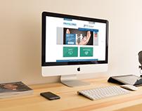 Logo, identité visuelle, webdesign Preaconis (2017)