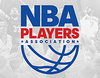 NBA Players Association (NBPA) LOGO