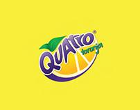 Quatro Logo Redesign