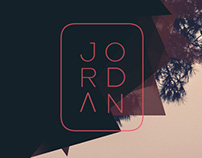 Jordan - Identidade e Microsite