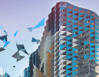 RMIT SWANSTON BUILDING MELBOURNE