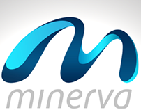 Minerva - logo