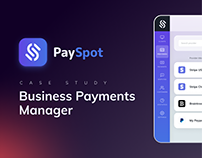 Payments App Dashboard