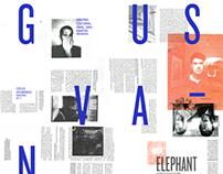 Gus Van Sant | Ciclo Aturdido