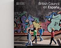Agenda, British Council Spain
