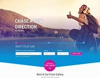Self-Drive Car Home Page