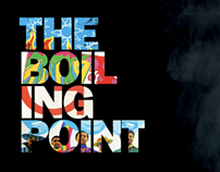 North Sea Jazz Club, Boiling Point Graphic Identity.