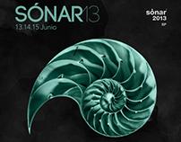 SÓNAR/2013 -Poster