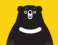 AAF-Moonie Mascot Design