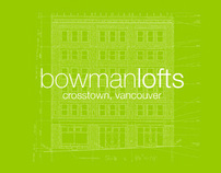 The Salient Group - Bowman Lofts Website