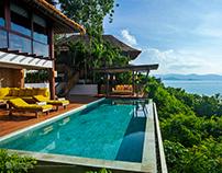 Sixsenses Samui Resort & Spa,Thailand