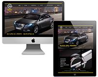 opel insigna web site