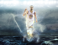 Stephen Curry 'Finals' design