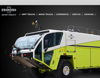 Oshkosh: Aircraft Rescue and Fire Fighting (ARFF)