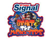 Signal - Beat The Monsters Game
