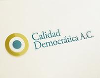 Calidad Democratica A.C.