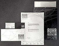 Ruhr Gestalten Magazin Stationary