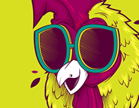 Summer Rooster