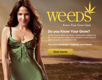 """Showtime Weeds - """"Know Your Grow"""" Facebook Quiz"""