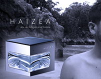 Haizea cologne packaging concept