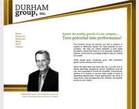 Durham Group Corporate Web Site