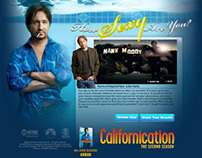 """Californication - """"How Sexy Are You?"""" Quiz"""
