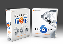Packaging Design: ClaritySystems