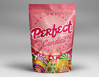Perfect Candies Packaging Design