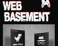 WEB BASEMENT - Visual Identity