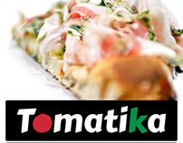 Tomatika Brand identity and photography