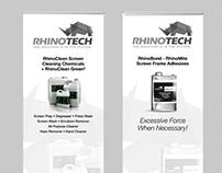 RhinoTech Trade Show Signage