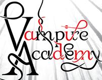 Vampire Academy Cover Redesign PENGUIN