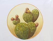 Coastal Prickly Pear