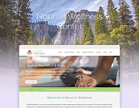Responsive Health & Wellness Website Design
