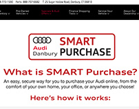Danbury Audi Smart Purchase