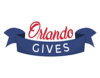 Orlando Gives Logo