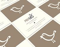 Corporate Design für die Autorin Marlies Herbsthofer