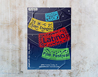 San Diego Latin Film Festival - Poster