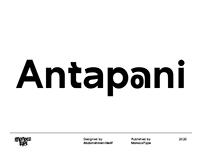 Antapani Family - Free 1 Font