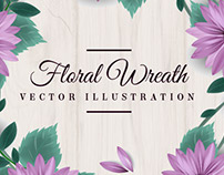 FREE Floral Wreaths