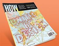 HOW Magazine Redesign