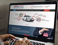 SIMAUTO Website Redesign