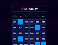 Jeopardy the game