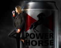 Power Horse | Packaging